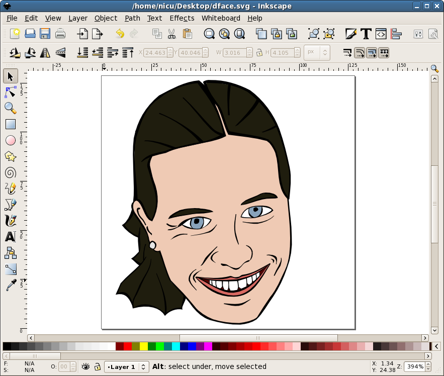 Inkscape Drawing