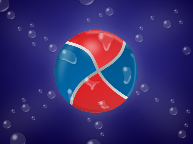inkscape waterdrops
